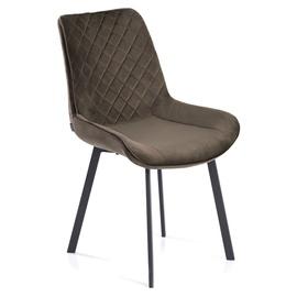 Ēdamistabas krēsls Homede Kemble Brown, 4 gab.
