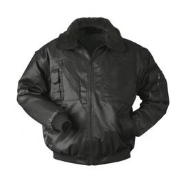 SN Winter Pilot Jacket Black L