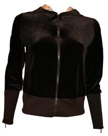Džemperi Bars Womens Sport Jacket Black 78 XL