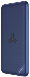 Baseus S10 Bracket Power Bank With Wireless Charger 10000mAh Blue