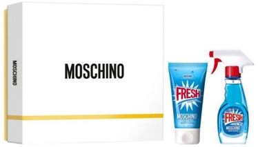 Komplekts sievietēm Moschino Fresh Couture 30 ml EDT + 50 ml Body Lotion