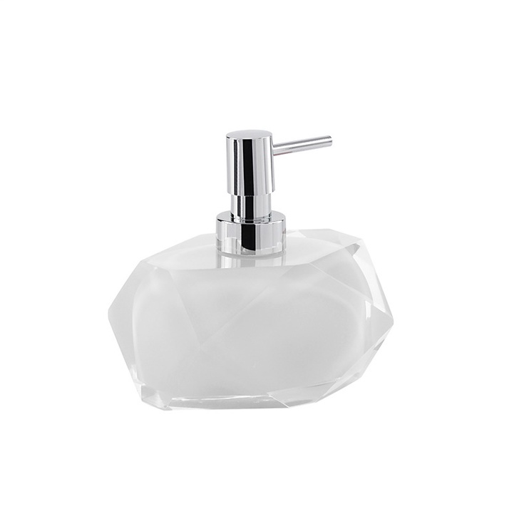 Gedy Chanelle CH80-02 Soap Dispenser White