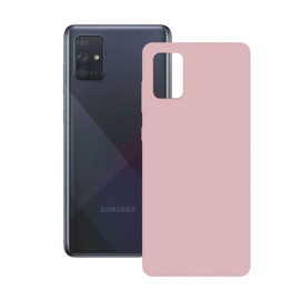 Ksix Silk Back Case For Samsung Galaxy A51 Pink