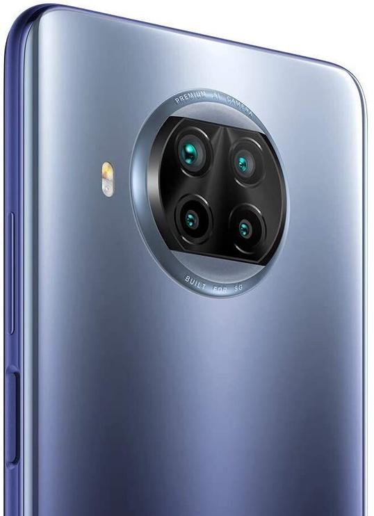Mobilais telefons Xiaomi Mi 10T Lite 5G, zila, 6GB/128GB
