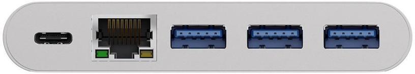 Goobay USB-C Multiport Adapter Ethernet