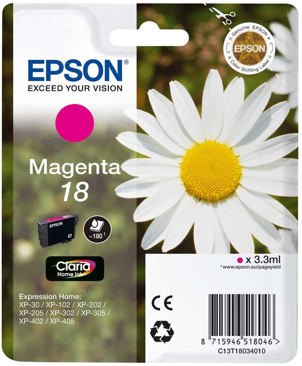 Epson 18 Claria Home Magenta