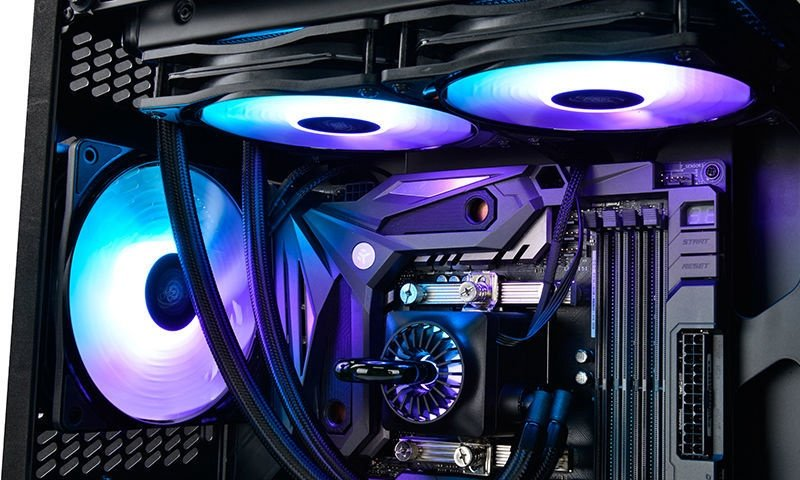 Deepcool CF120 3in1 RGB Fan DP-FA-RGB-CF120-3
