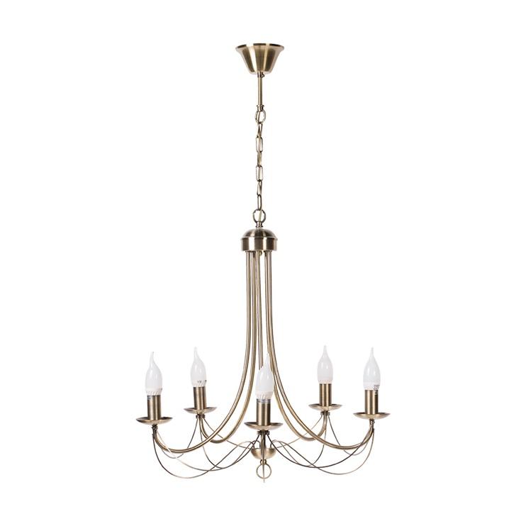 LAMPA GRIESTU MARIANA MD122-5 5X60W E14