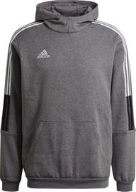 Adidas Tiro 21 Sweat Hoodie GP8805 Grey XL