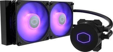 Водный охладитель Cooler Master MasterLiquid ML240L, для процессора