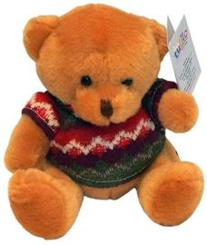 Axiom Plush Toy Teddy Bear Beige 14cm