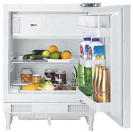 Встраиваемый холодильник Candy CRU 164 NE/N, морозильник сверху