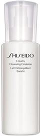 Kosmētikas noņemšanas līdzeklis Shiseido Essentials Creamy Cleansing Emulsion, 200 ml