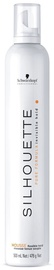 Matu putas Schwarzkopf Silhouette Flexible Hold Mousse, 500 ml