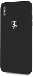 Ferrari Off Track Back Case For Apple iPhone XS Max Black