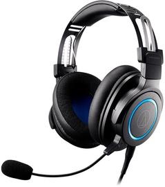 Austiņas Audio-Technica ATH-G1 Premium Black, bezvadu