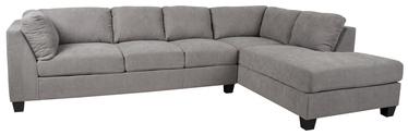 Home4you Helmy Corner Sofa Right Gray