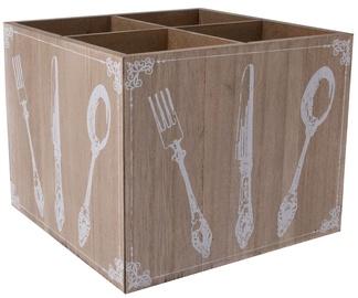 Home4you Jardin Kitchen Utensil Holder 15x15x12cm