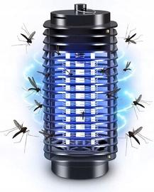 UV kukaiņu iznīcināšanas lampa melna
