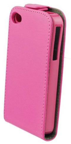 Forcell Flexi Slim Flip for Apple iPhone 6 Pink