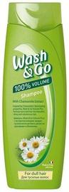 Шампунь Wash&Go Chamomile, 400 мл