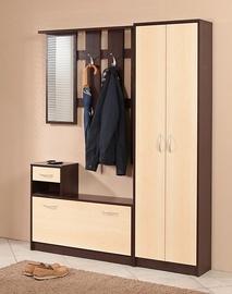 Extom Meble Hallway Unit Iza Wenge