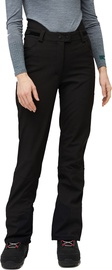 Audimas Womens Ski Trousers Black 160/36