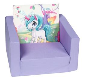 Bērnu krēsls Delta Trade DT5, violeta, 420 mm x 450 mm