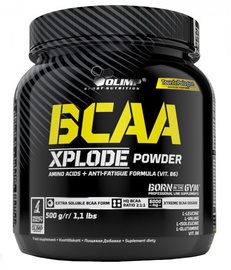 Olimp Sport Nutrition BCAA Xplode Fruit Punch 500g