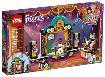 Konstruktors Lego Friends Andrea's Talent Show 41368