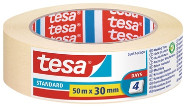 Малярный скотч Tesa Standard Painting Tape 30mm 50m