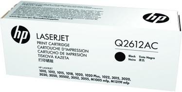 HP Toner Q2612AC Black