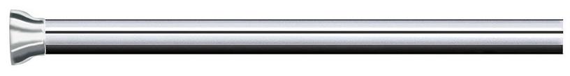 Spirella Shower Curtain Rod Magic 75x125cm Aluminium Chrome