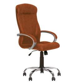 Офисный стул Nowy Styl Riga Comfort Eco-21, коричневый