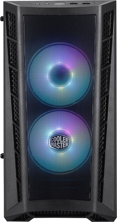 Cooler Master MasterBox MB311L ARGB mATX Mini Tower Black