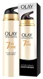 Sejas krēms Olay Total Effects 7in1 Mature Therapy Moisturiser, 50 ml