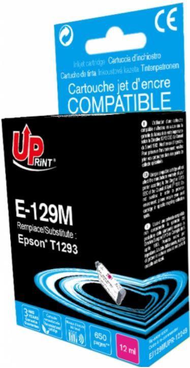 Uprint Cartridge For Epson 12ml Magenta