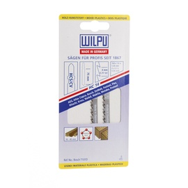 Wilpu Jigsaw Blade Set HC 14 /02170 2pcs