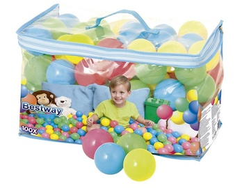 Bestway Splash & Play 100 Bouncing Balls 6.5cm 52027