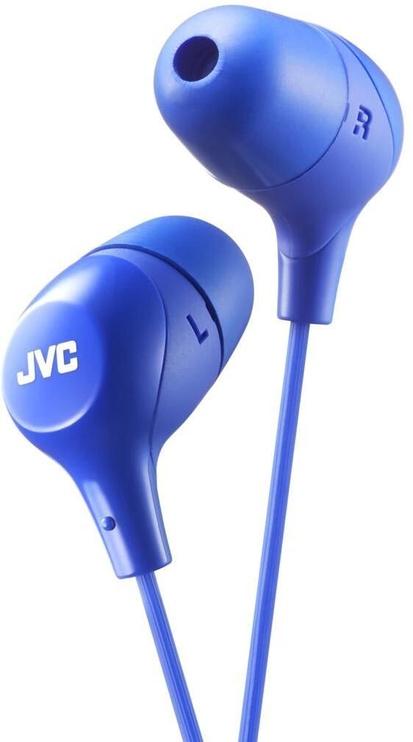 Наушники JVC HA-FX38-E Blue