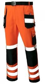 Art.Master Flash Work Trousers Orange 52