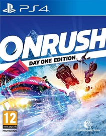 Onrush Day One Edition PS4