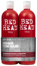 Tigi Bed Head Urban Antidotes Resurrection Šampūns, 750 ml + Matu kondicionieris, 750 ml