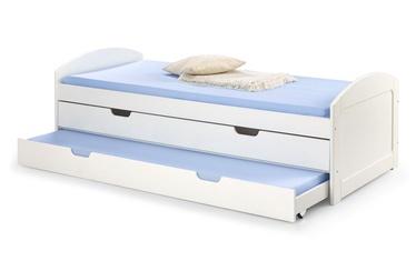 Детская кровать Halmar Laguna 2 White, 209x96 см