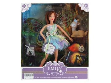 Кукла ZJA224336, 29см