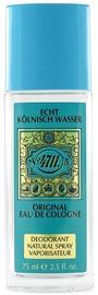 Дезодорант для мужчин 4711 Original Eau De Cologne Unisex, 75 мл