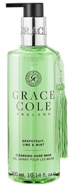Šķidrās ziepes Grace Cole Grapefruit, Lime & Mint, 300 ml