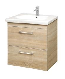 Шкафчик для ванной Riva SA70C-1