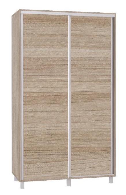 Skapis Bodzio SZP120 Latte, 120x60x210 cm