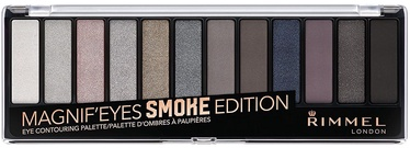 Тени для глаз Rimmel London Magnif'Eyes Eye Contouring Palette Smoke Edition, 14 г